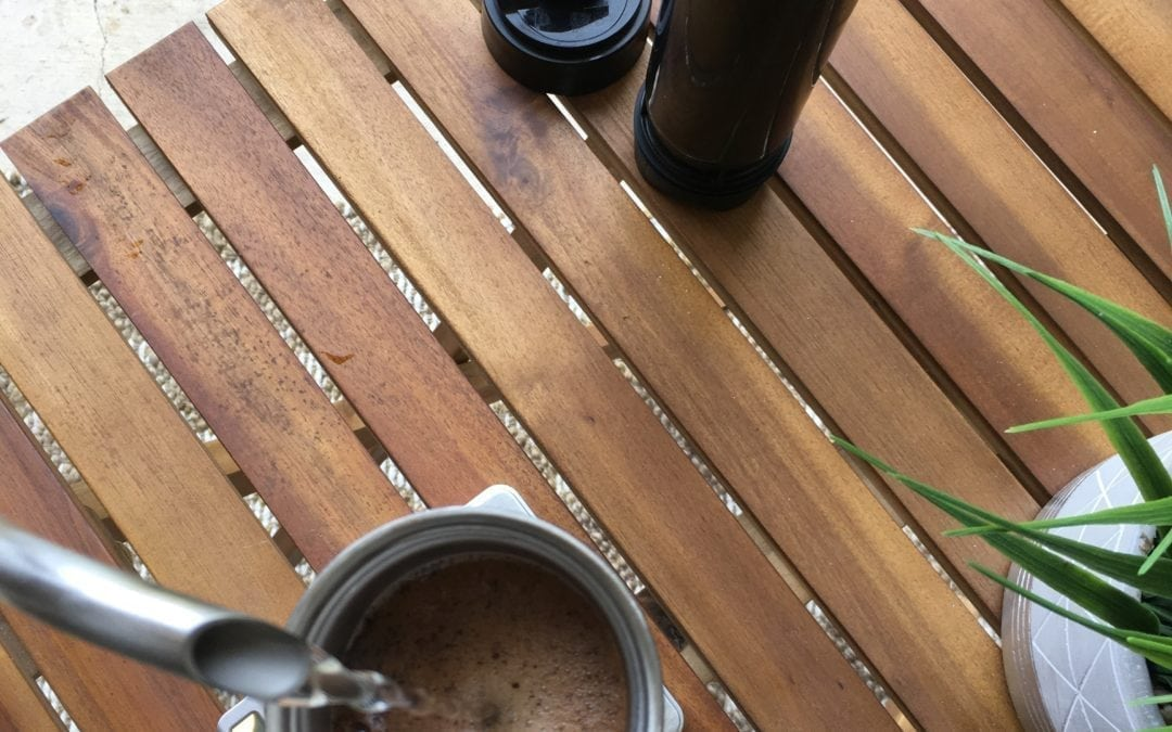 A Review Of The Kohipress, A Portable French Press And Travel Mug